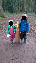 Gruffalo trail - Mouse